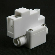 """1/4"""" Auto Shut-off 4 Way RO Valve Switch Water Purifier Reverse Osmosis System"""