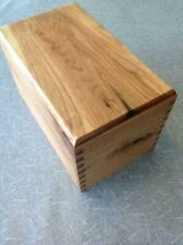 Handcrafted Wooden Cremation Ashes Urn