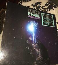 Meco Ewok Celebration LP 1983 Promo Stamp Scarce Return Of The Jedi