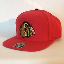 Chicago Blackhawks Snapback Cap - 47 Brand - Einheitsgröße - NHL Eishockey - Neu
