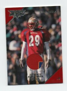 Florida State Seminoles TOMMY POLLEY 3 COLOR JERSEY ROOKIE CARD 032/999