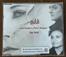 Schiller / Kim Sanders / Peter Heppner - Aus Gold (Maxi-CD)