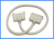3' Centronics 50 Male to Centronics 50 Male SCSI Cable 3 Ft. 26 AWG
