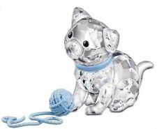 Swarovski Crystal Kitten Sitting MIB #5268832