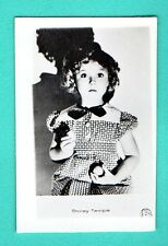 SHIRLEY TEMPLE  VINTAGE PHOTO CARD PUBLISHER LATVIA  285