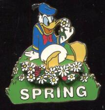 Four Seasons Collection Spring Donald Duck Disney Pin 45635