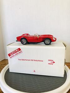 1:24 Danbury Mint 1958 Ferrari 250 Testa Rossa