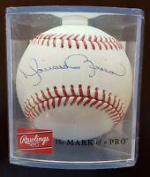HOF Mariano Rivera New York Yankees Signed Auto OML Baseball PSA/DNA COA