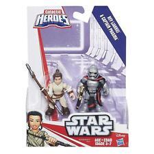 Playskool Héroes Galactic Heroes Star Wars resistencia Rey & Capitán phasma