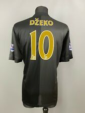 MANCHESTER CITY 2013 2014 DZEKO SHIRT AWAY FOOTBALL SOCCER JERSEY NIKE SIZE XXL