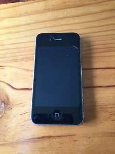 Iphone 4 fully working unlocked