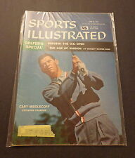 Sports Illustrated June 10, 1957 Cary Middlecoff, Jumbo Jim Elliott Jun '57