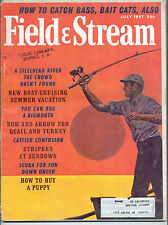 7/1967 Field and Stream Magazine