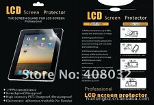Samsung GALAXY Tab Clear LCD Film Screen Protector Cover Guard P5100 P5110