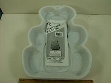 "Pantastic Pan ""BEAR"" Cake or Jello Baking Form- Make Cakes, Jellos at Home! USA!"