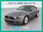 2014 Ford Mustang V6 Premium Convertible 2D Power Door Locks Side Air Bags Keyless Entry Traction Control Hill Start Assist