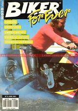 BIKER for EVER 6 HARLEY DAVIDSON 1340 750 WL SUZUKI GS HONDA CB 750 F The DOORS