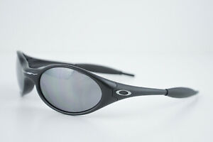Oakley EYE JACKET 1st Generation Matte Black/Black Iridium 1.0 Sunglasses