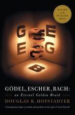 Gödel, Escher, Bach : An Eternal Golden Braid by Douglas R. Hofstadter Book