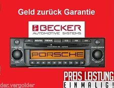Radio Code Becker Porsche CR10, CDR21, CDR 22, CDR 23 schnelle Hilfe / Mo - So