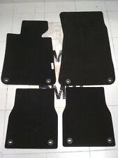 BMW E30 floor mats velours ANTHRAZIT  !NEW! NOS GENUINE 99990460809