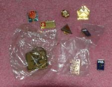 Vintage Lot of Pacific Bell & CWA Pins.