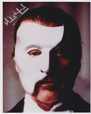 Michael Crawford (Phantom Of The Opera) signed authentic 8x10 photo COA