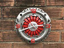 Vauxhall Clutch Clock Industrial design wall clock loft style Handmade metal art