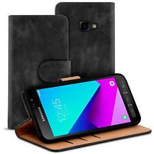 Tasche für Samsung Galaxy Xcover 4 Hülle Case Handy Schutzhülle Cover Schwarz