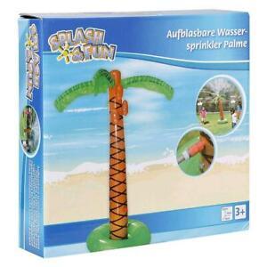 Splash & Fun Wassersprüher Palme aufblasbar**Wassersprinkler**NEU
