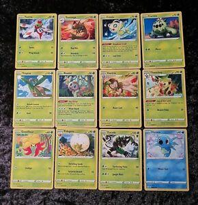Pokémon Shining Fates| COMPLETE SET NON-HOLO | Rare Uncommon Common 39 Cards New