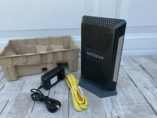 NETGEAR CM1000-100NAS High-Speed DOCSIS 3.1 Cable Modem