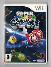 SUPER MARIO GALAXY ✔ JEU Wii ✔ COMPLET AVEC NOTICE ✔