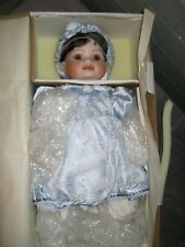 """GORGEOUS MARIE OSMOND PORCELAIN 24"""" TODDLER DOLL OLIVE MAY  NEW IN BOX"""