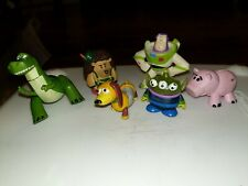 Lot Of 6! Toy Story Mini Figures
