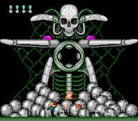 Super C - Contra 2 II - Classic NES Nintendo Game