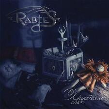 RABIES Crystal (Хрусталь) CD (Female Fronted Gothic Metal) sirenia delain epica