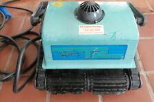 Aquabot t2 ROBOT ELETTRICO TURBO PISCINA PULITORE come è