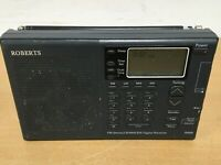Roberts R809 R-809 World Band Radio Receiver FM Stereo AM MW LW SW Bands
