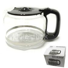 DeLonghi 7313281249 Ersatzglaskanne Kanne mit Deckel für BCO DC Kaffeemaschine