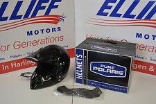 Polaris Youth Helmet Black- 286017403