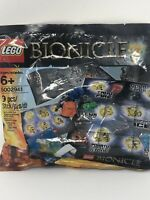 Lego Bionicle Hero Pack 5002941 Promo Exclusive Polybag Sealed Brand New