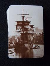 Vintage 1980's Pack of Playing Cards - Photographer Frank M Sutcliffe - Whitby