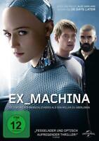 Ex Machina | DVD | Zustand wie neu