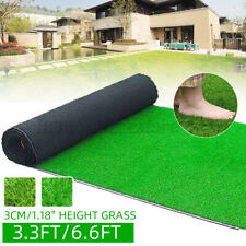 Home Artificial Grass Floor Mat Landscape Lawn Turf Garden Carpet Outdoor Decor