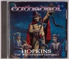 CATHEDRAL: Hopkins The Witchfinder General EP Earache '95 Heavy Metal CD