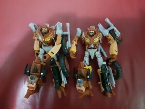 Transformers Reveal the Shield Wreck-gar with Extra Resin Parts LOT PRE-OWNED
