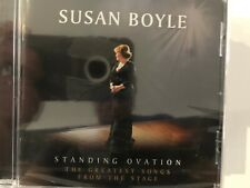 susan boyle standing ovation the greatest songs from the stage new sealed cd.