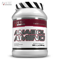ANABOL AMINO ACIDS 200 Capsules BCAA Dietary Supplement Whey Protein Muscle Mass