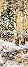 Counted Cross Stitch Kit OVEN - RUSSIAN WINTER - 1